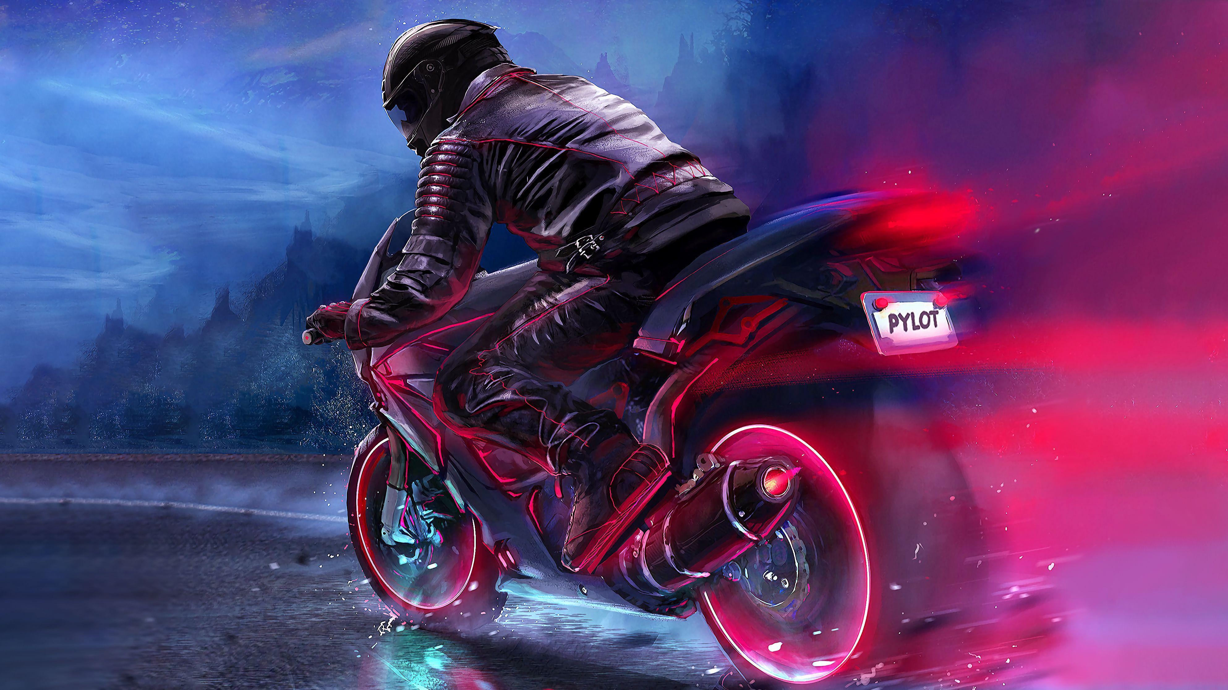 Bike Rider Wallpapers Top Free Bike Rider Backgrounds Wallpaperaccess