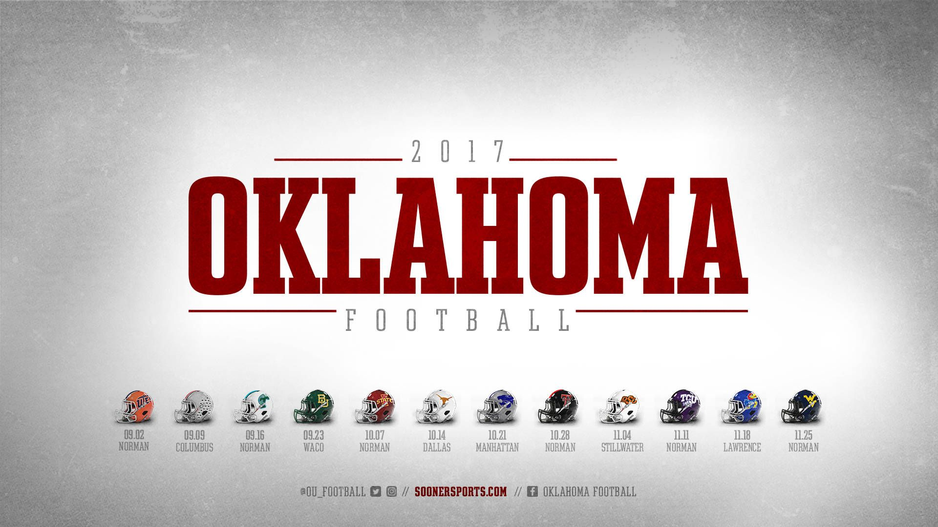 Oklahoma Sooners Desktop Wallpapers