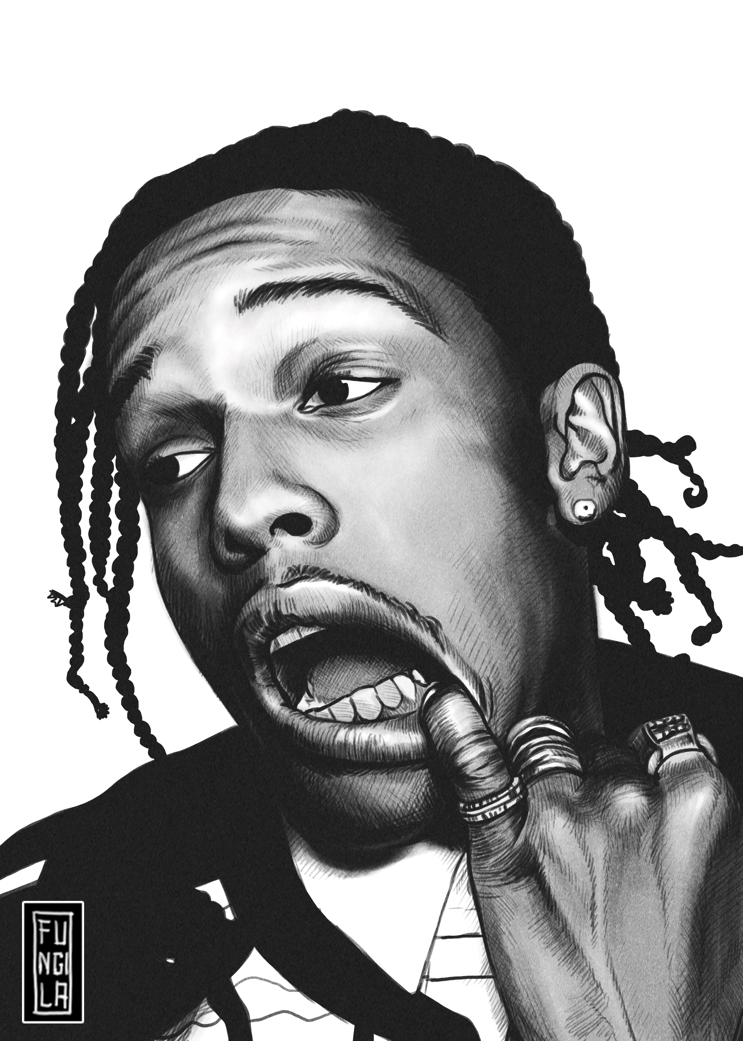 iPhone 7Plus ASAP Rocky Wallpapers - Top Free iPhone 7Plus