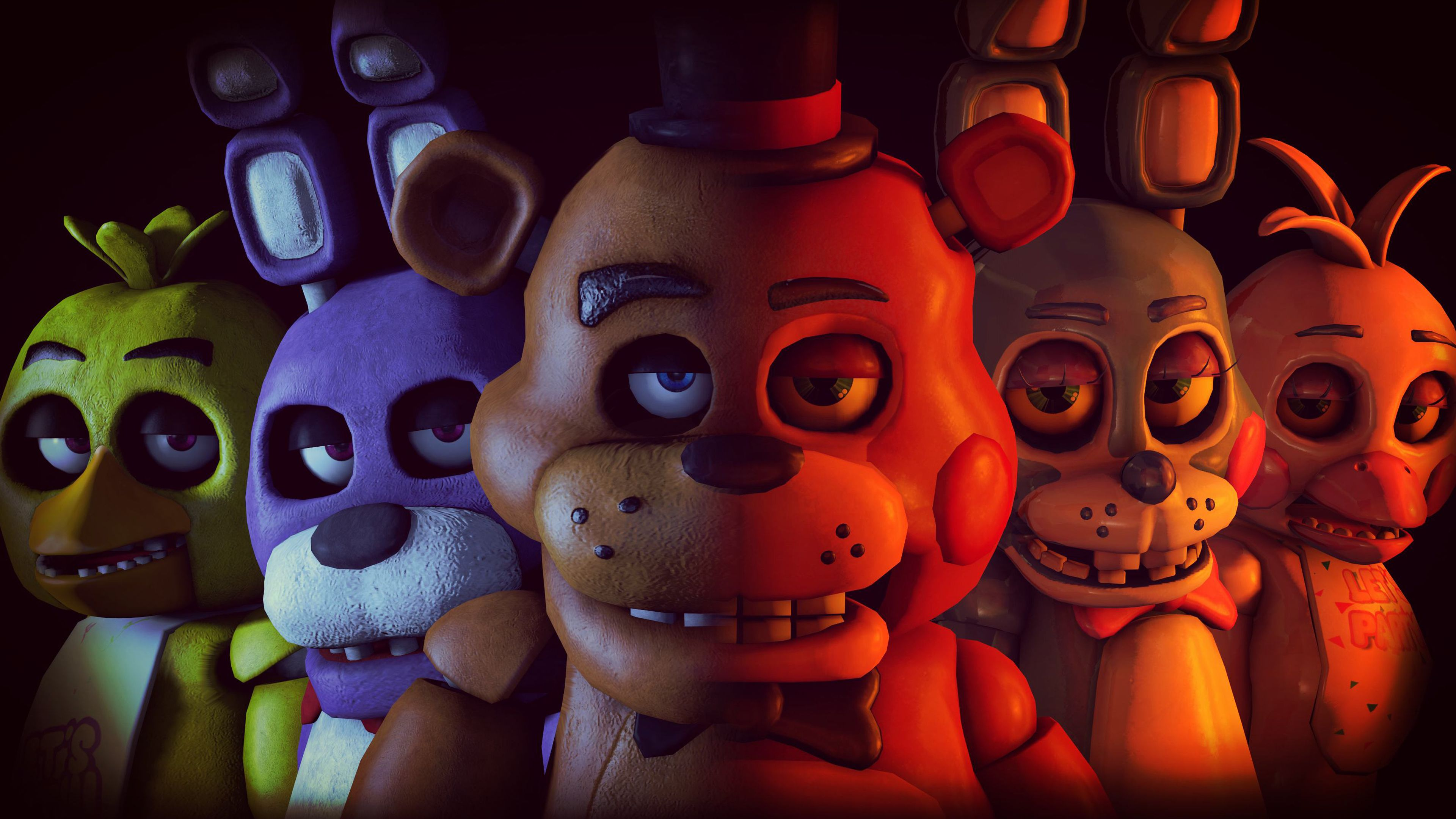 Five Nights At Freddy S Desktop Wallpapers Top Free Five Nights