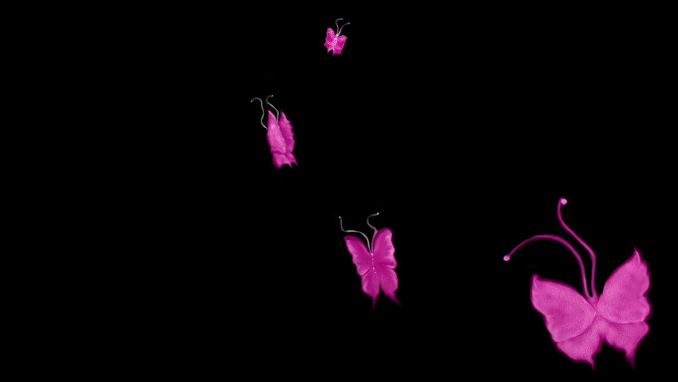 Black and Pink Wallpapers - Top Free Black and Pink ...