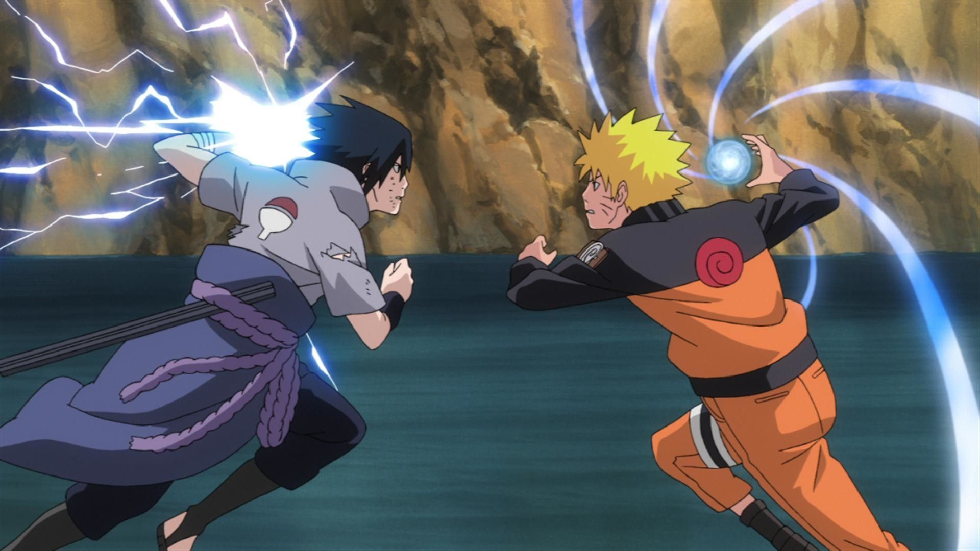 Naruto Vs Sasuke Wallpapers Top Free Naruto Vs Sasuke