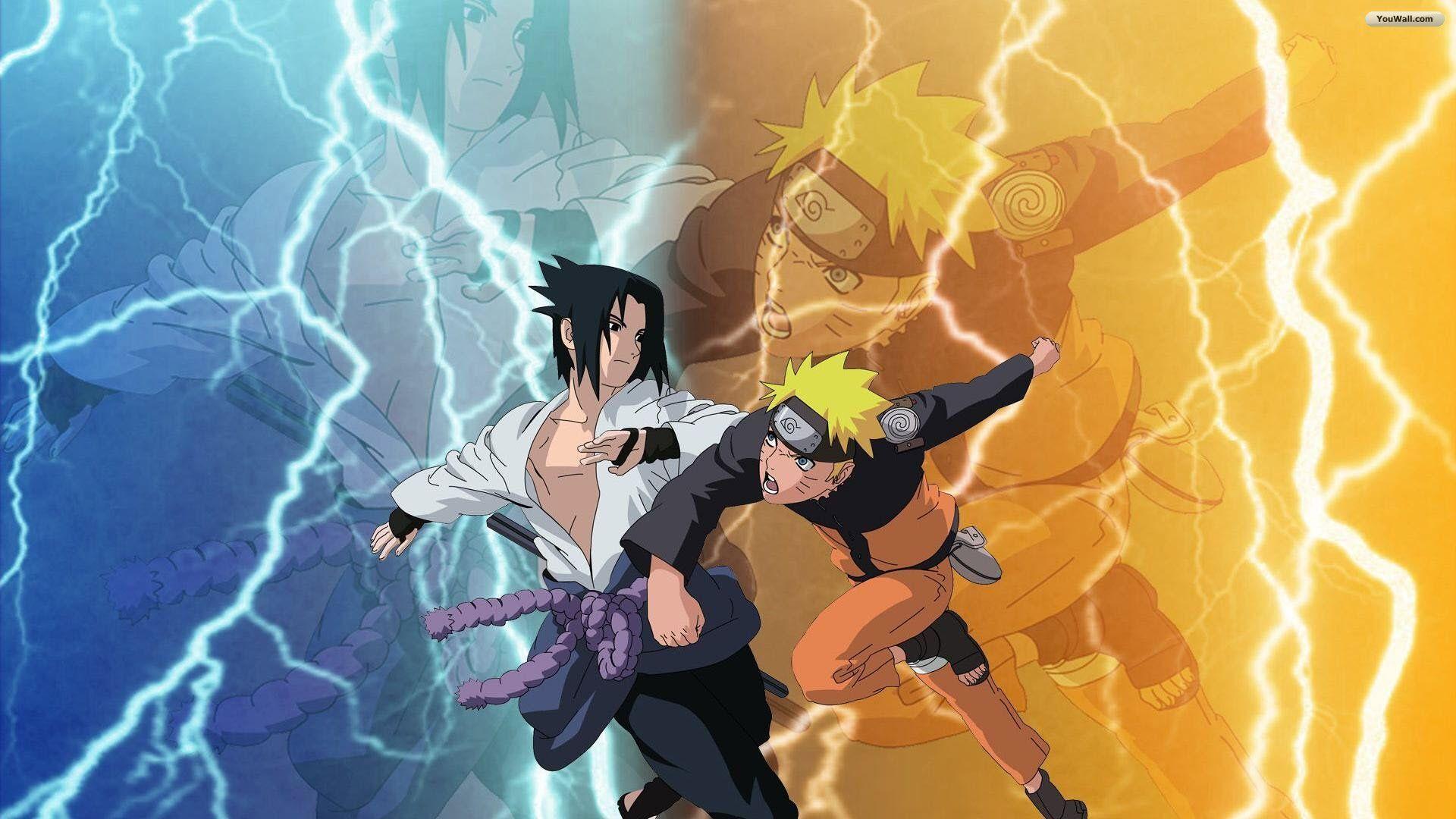 Naruto And Sasuke Wallpapers Top Free Naruto And Sasuke