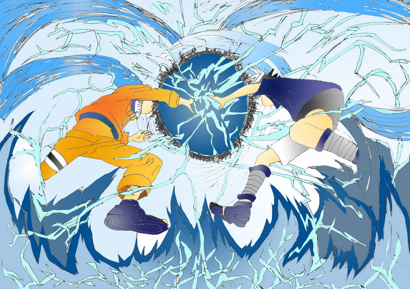Check out this fantastic collection of naruto and sasuke wallpapers Wallpaper Naruto Vs Sasuke Full Hd