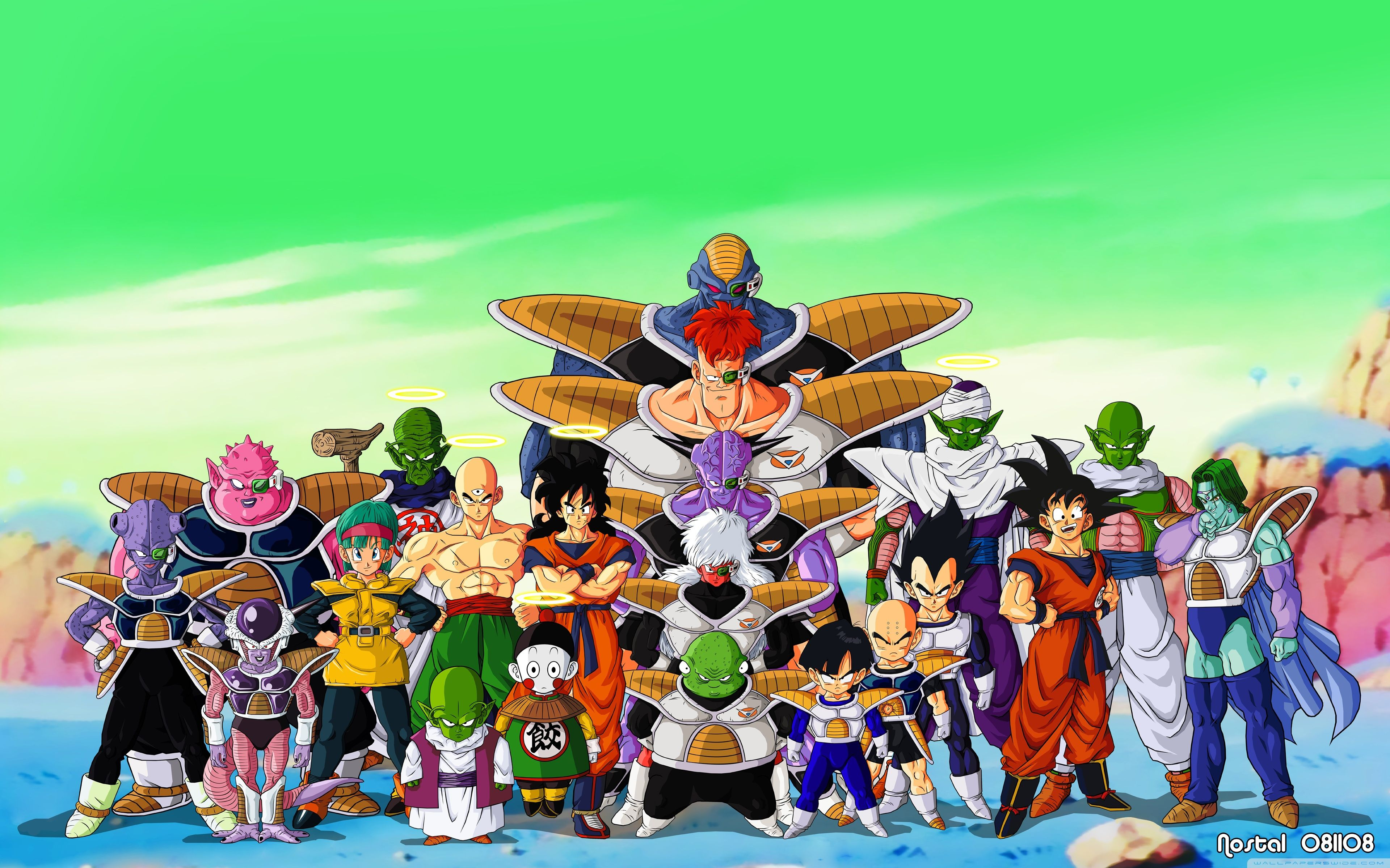Dragon Ball Z Wallpapers Top Free Dragon Ball Z Backgrounds