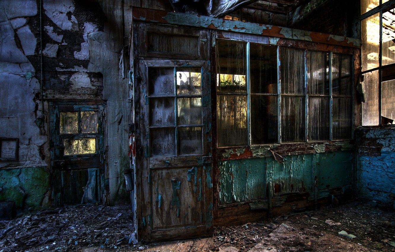 Abandoned Building Wallpapers Top Free Abandoned Building Backgrounds Wallpaperaccess