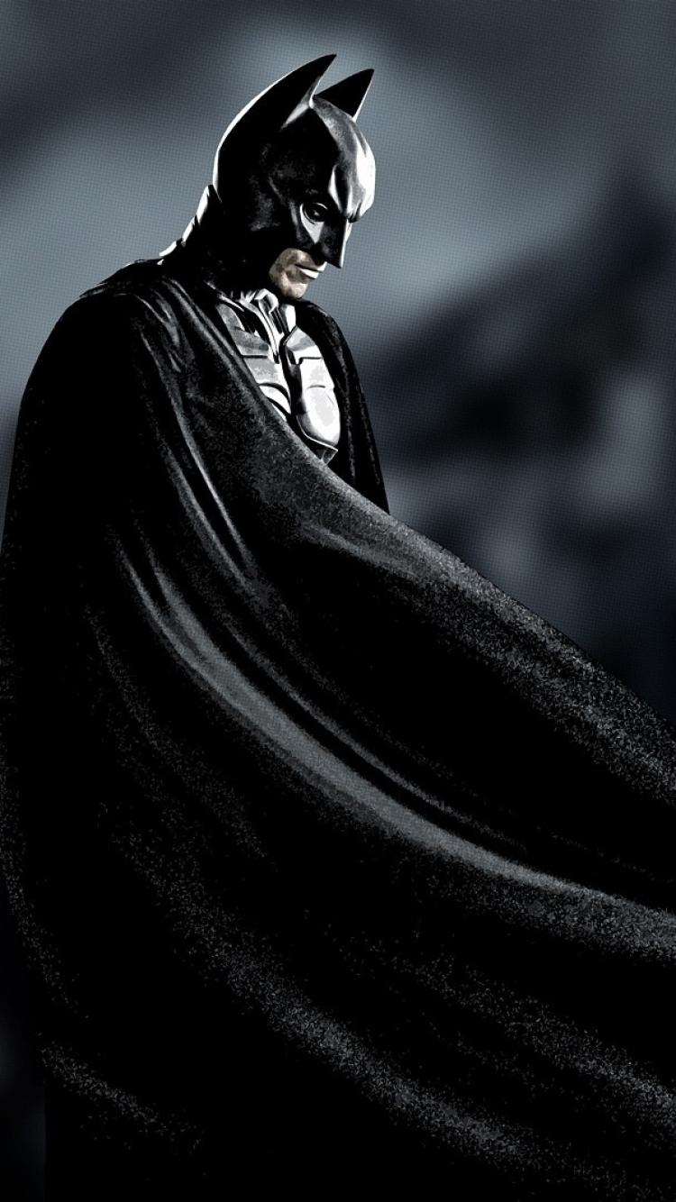 Wallpaper Iphone Dark Knight