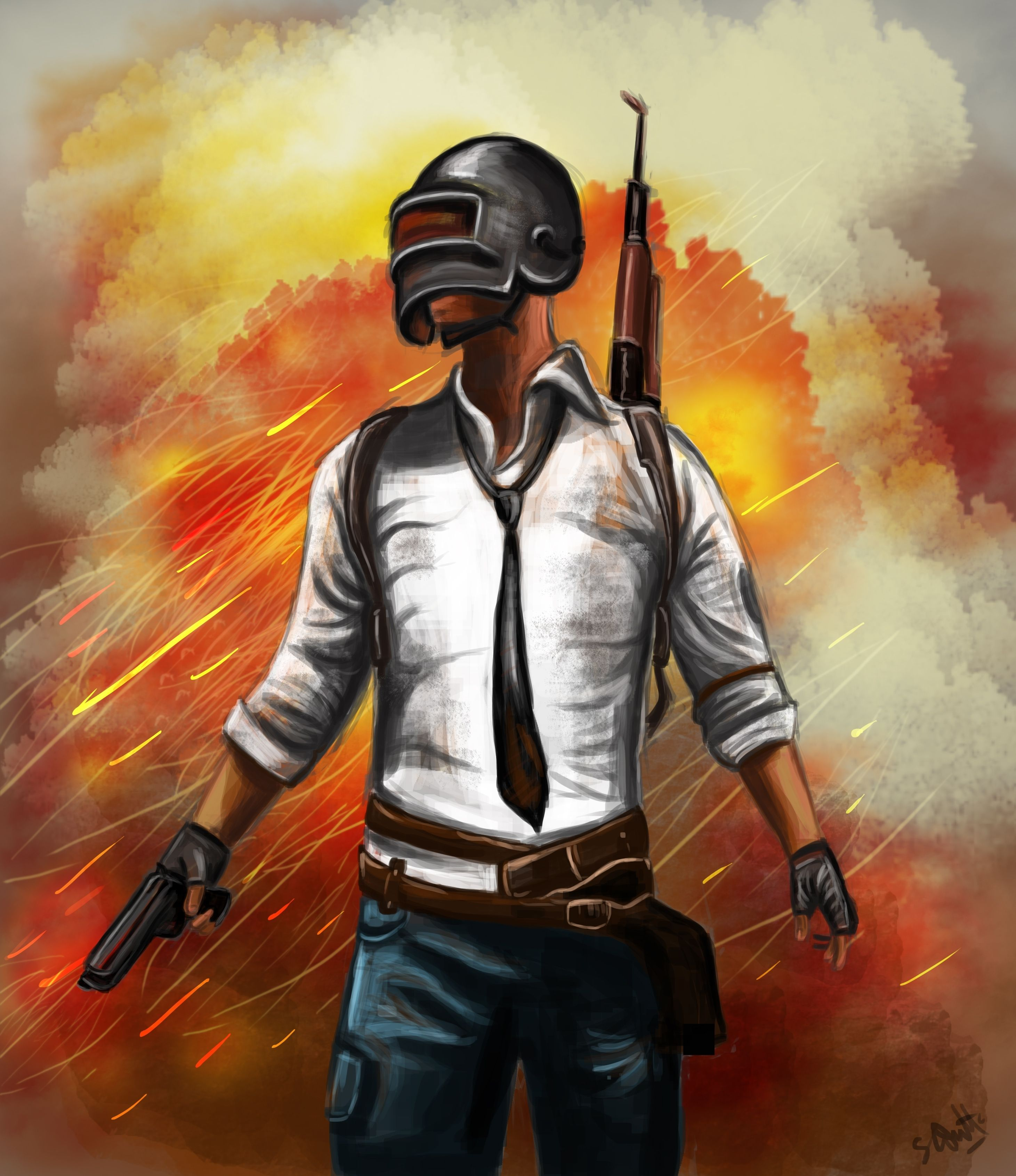 PUBG HD Wallpapers - Top Free PUBG HD Backgrounds ...