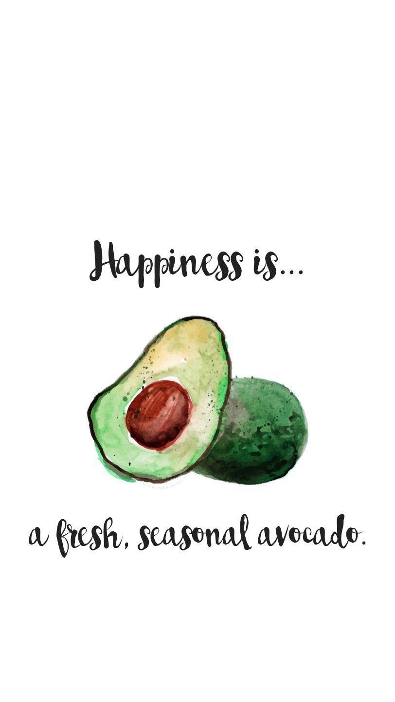 Cute Avocado Wallpapers Top Free Cute Avocado Backgrounds