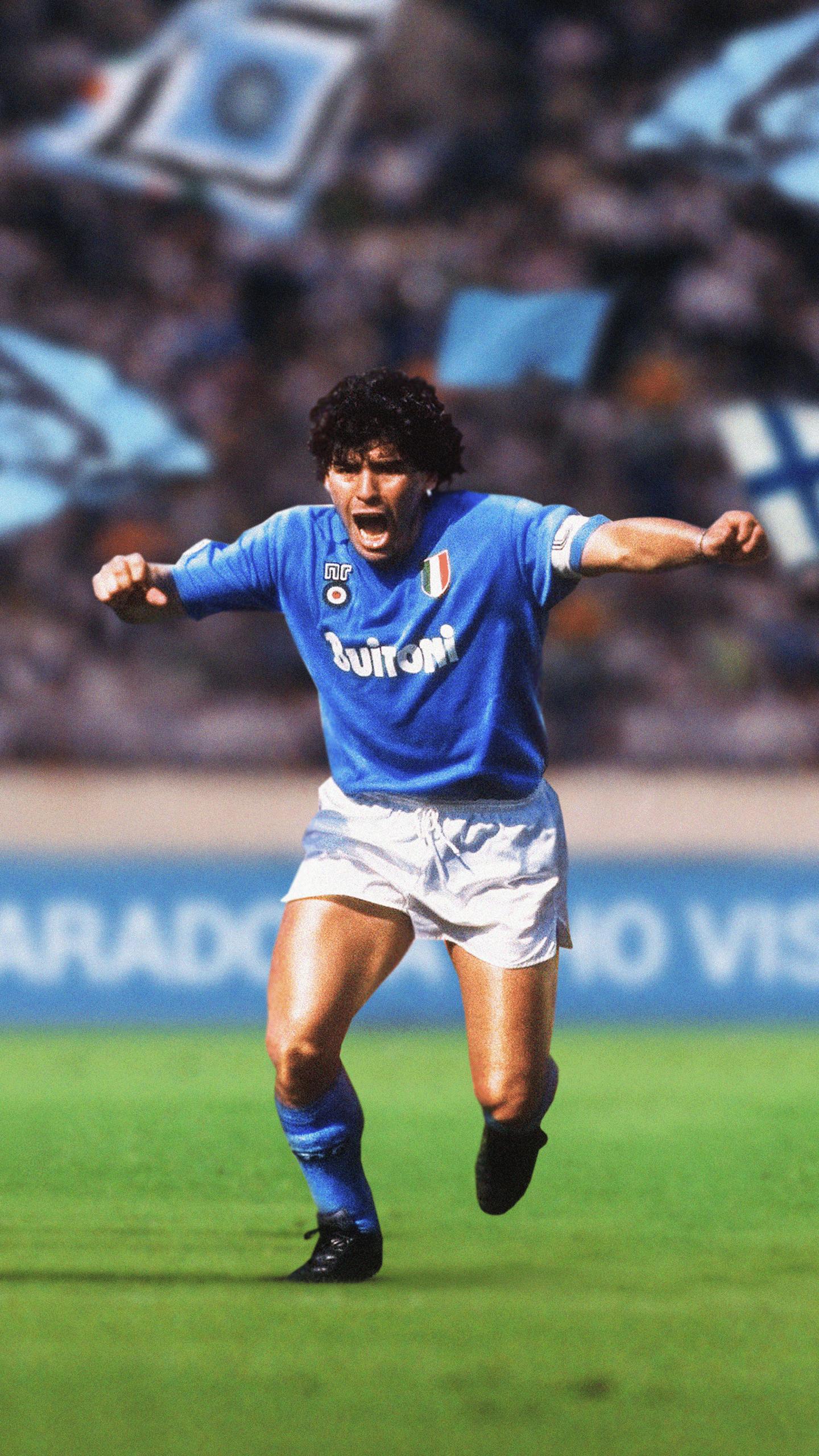 Maradona Wallpapers Top Free Maradona Backgrounds Wallpaperaccess