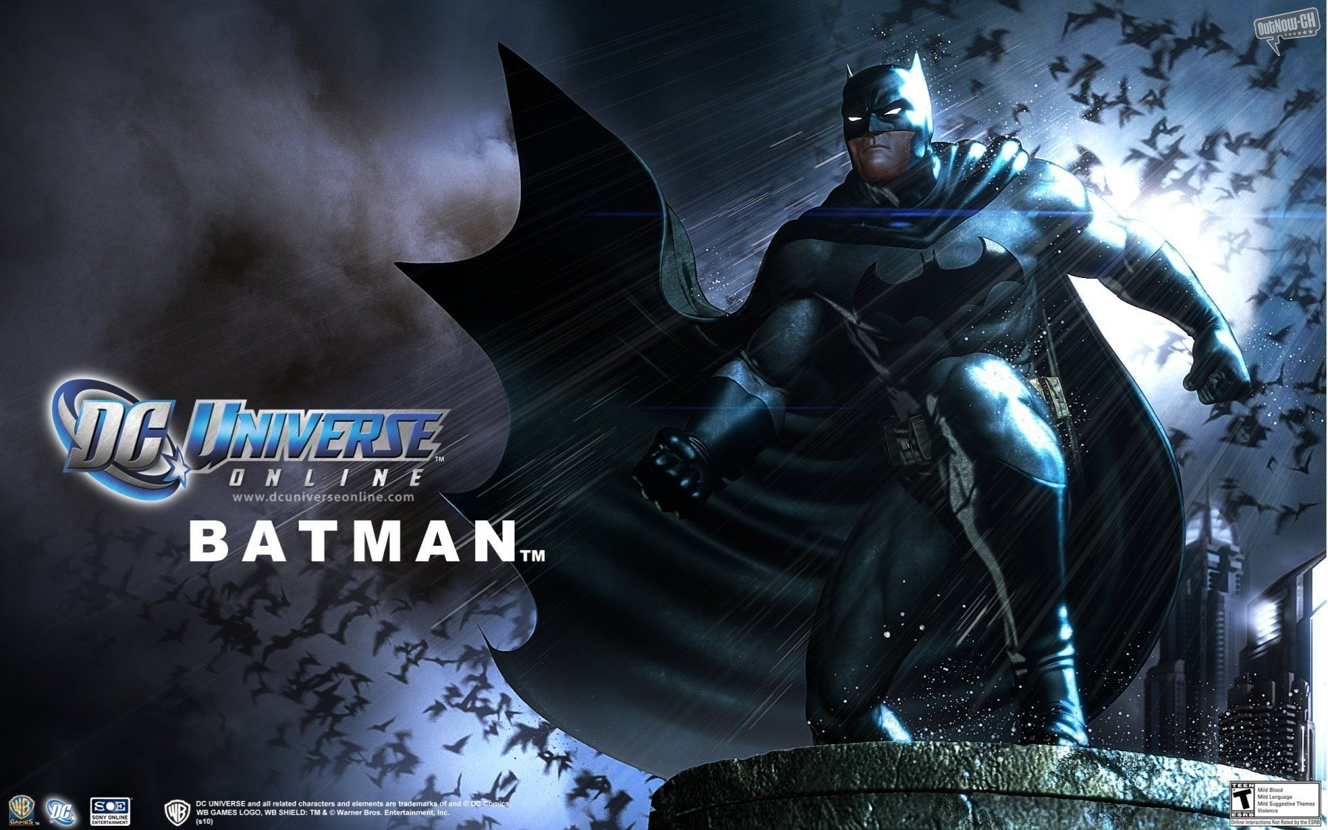 Dc Universe Wallpapers Top Free Dc Universe Backgrounds Wallpaperaccess