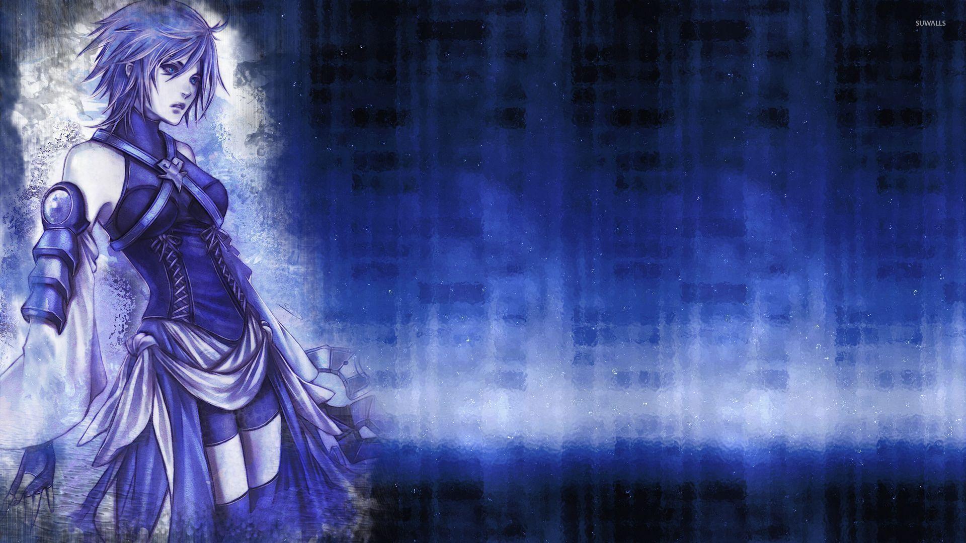 Kingdom Hearts Aqua Wallpapers Top Free Kingdom Hearts Aqua