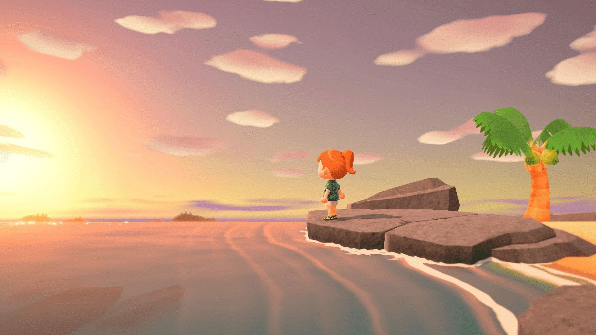 desktop wallpapers animal crossing new horizons wallpaper