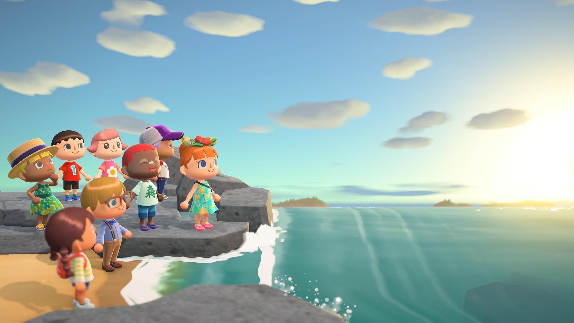 Animal Crossing New Horizons Wallpapers Top Free Animal Crossing New Horizons Backgrounds Wallpaperaccess