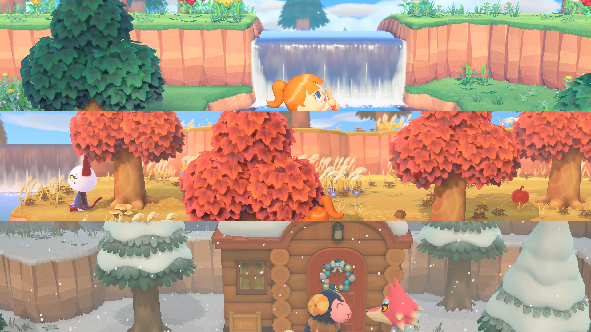 Animal Crossing New Horizons Wallpapers Top Free Animal Crossing