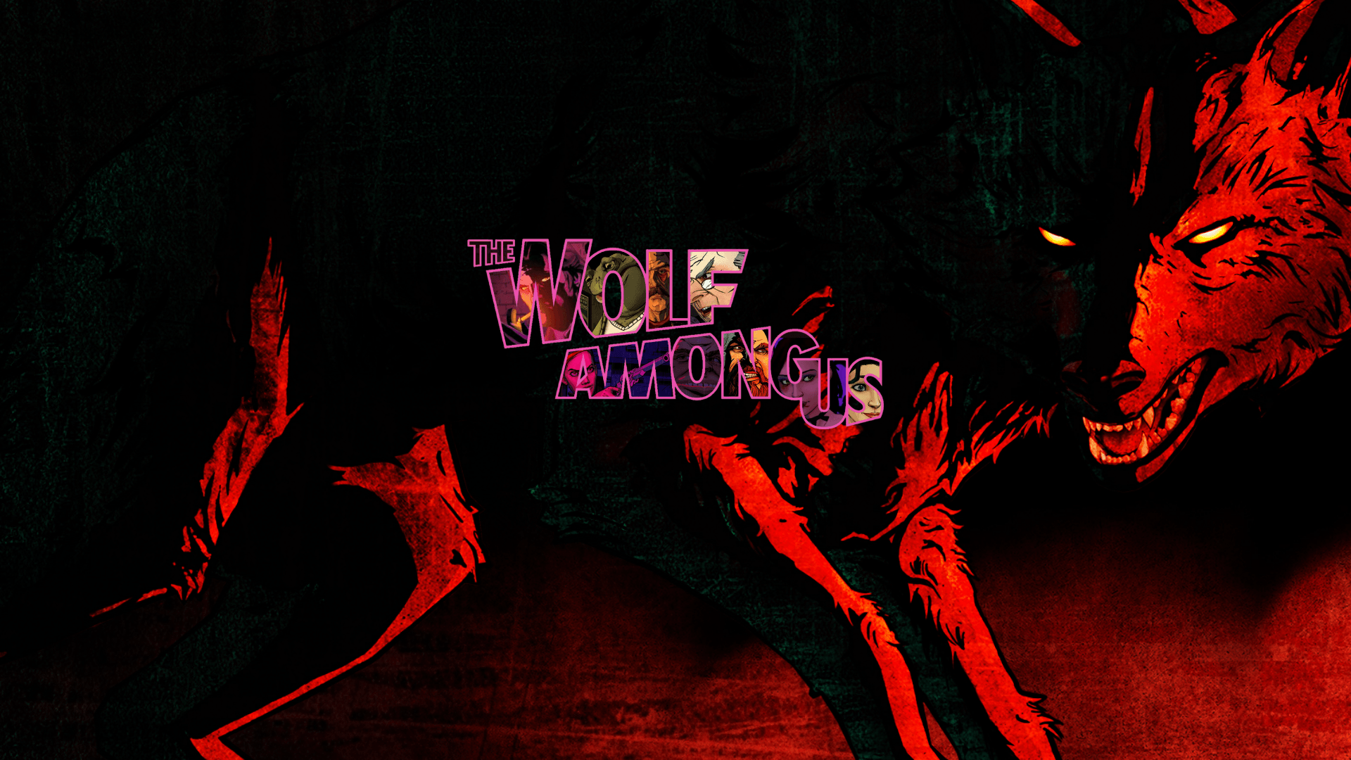 The Wolf Among Us iPhone Wallpapers - Top Free The Wolf ...