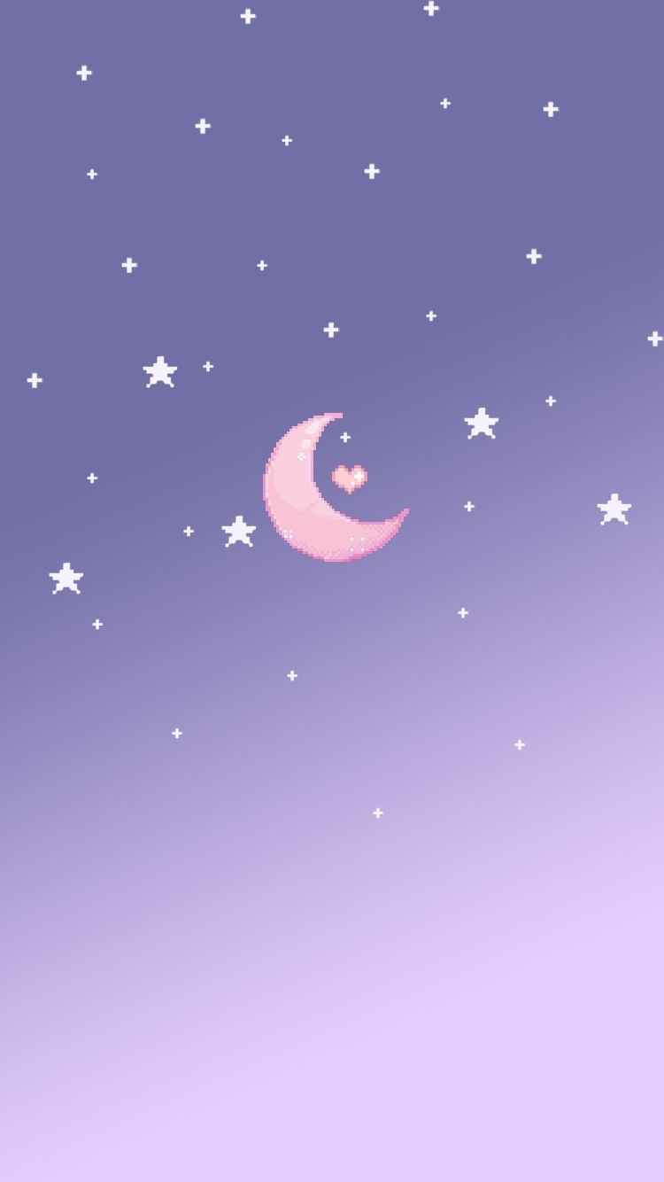 Pastel Moon Wallpapers   Top Free Pastel Moon Backgrounds ...