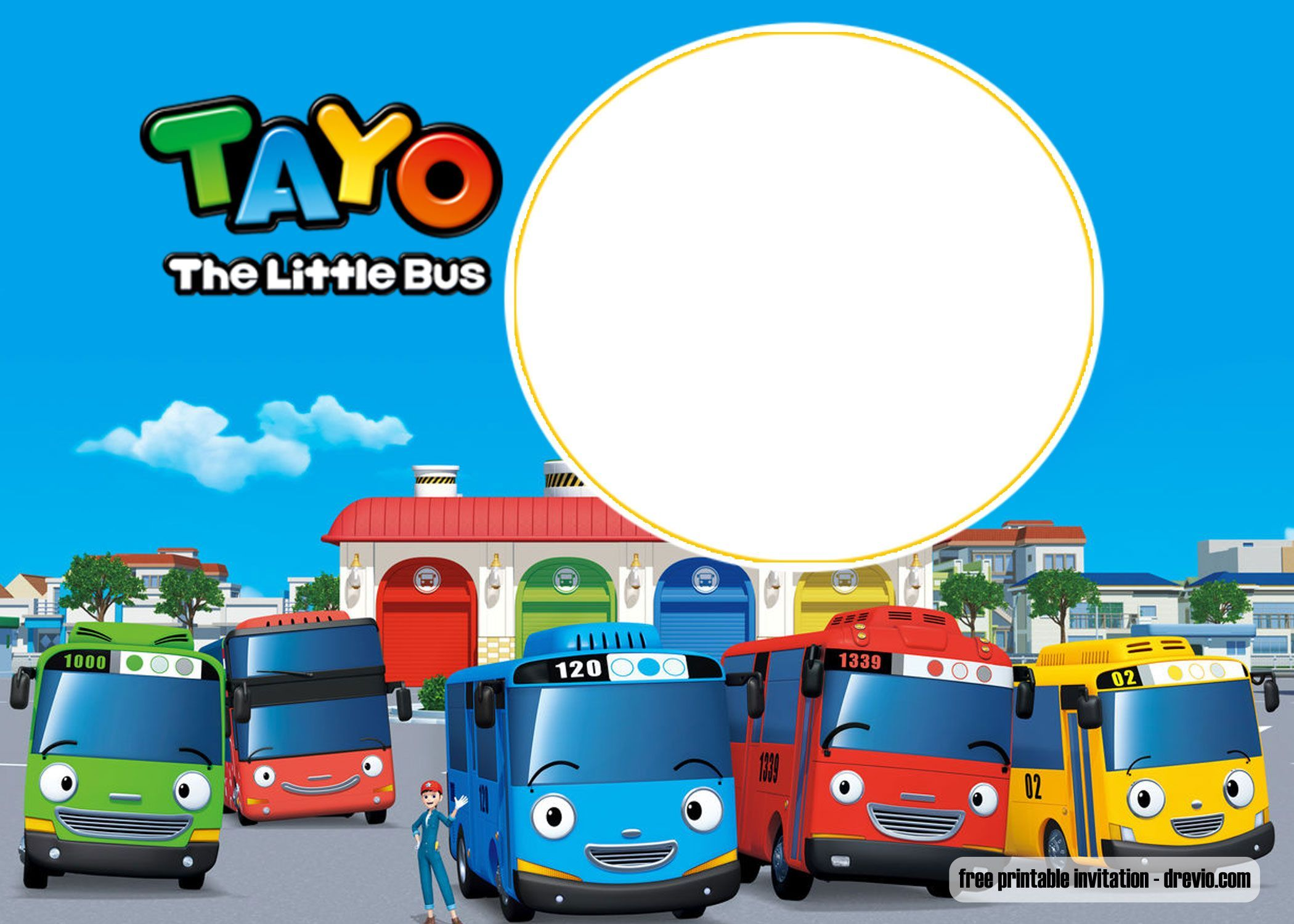 Birthday Tayo Wallpapers   Top Free Birthday Tayo Backgrounds ...