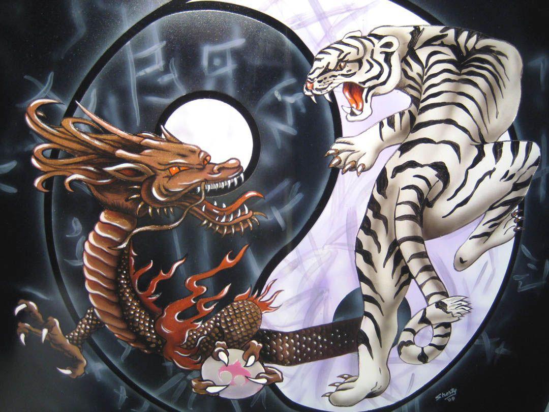 них фотки дракон и тигр сажали здесь