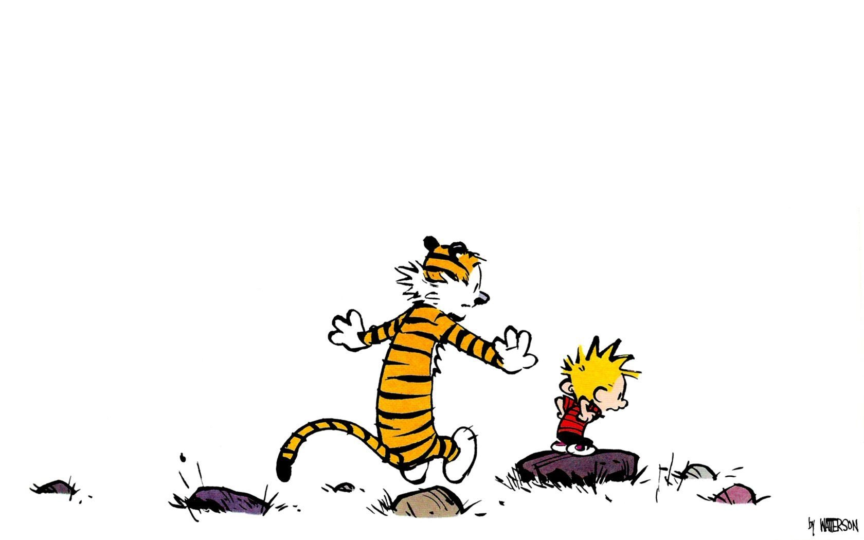 Calvin And Hobbes Wallpapers Top Free Calvin And Hobbes