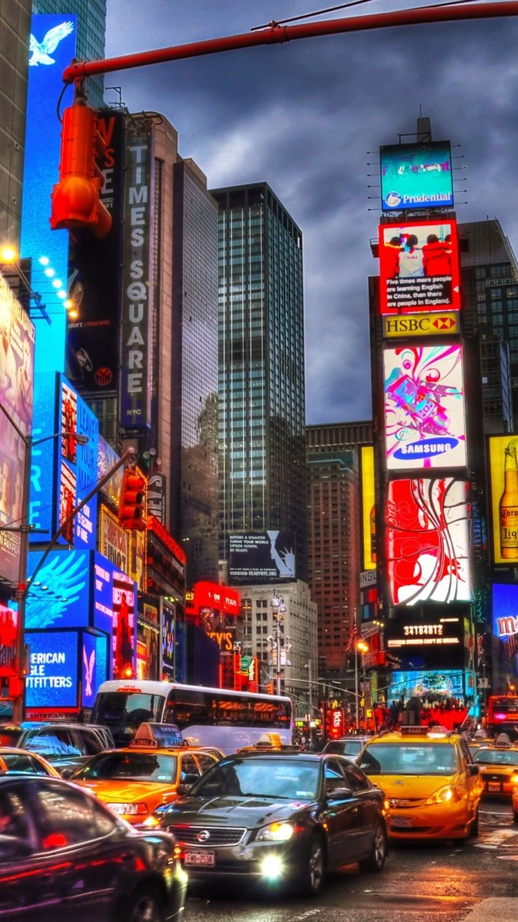 Times square wallpapers top free times square backgrounds wallpaperaccess - Times square background ...