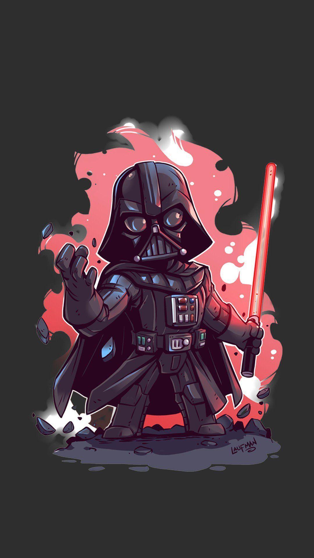 Darth Vader Cartoon Wallpapers Top Free Darth Vader Cartoon
