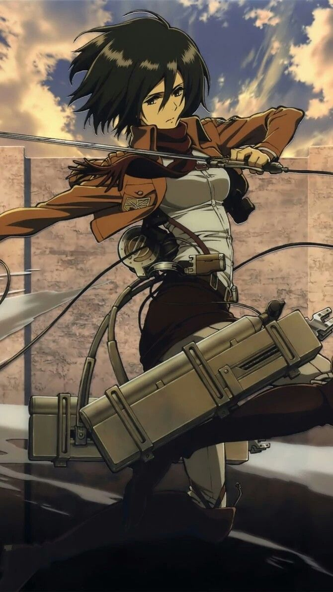 Mikasa Phone Wallpapers Top Free Mikasa Phone Backgrounds Wallpaperaccess