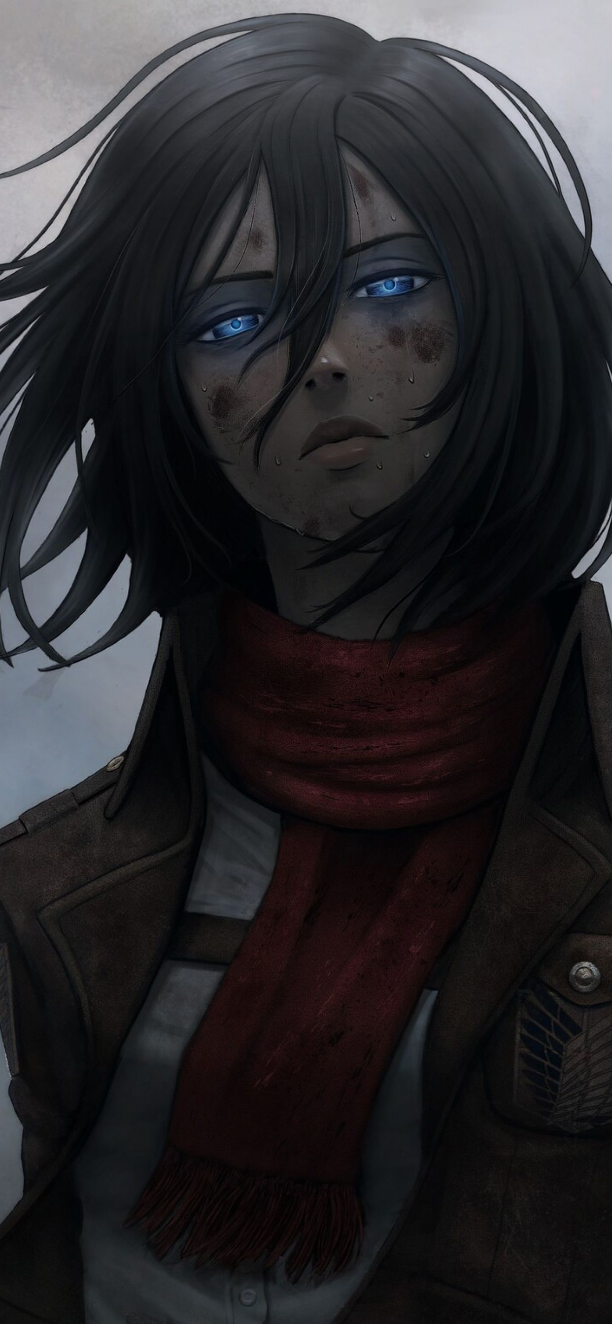 Mikasa Phone Wallpapers Top Free Mikasa Phone Backgrounds Wallpaperaccess