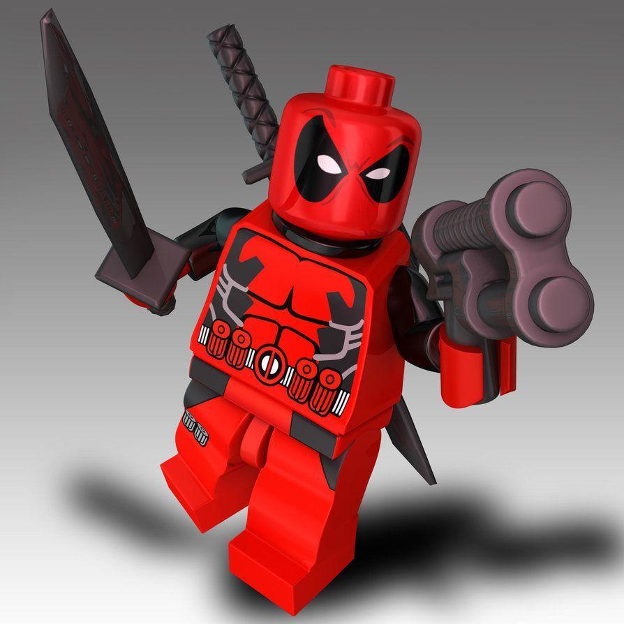58 Best Free Lego Deadpool Wallpapers Wallpaperaccess