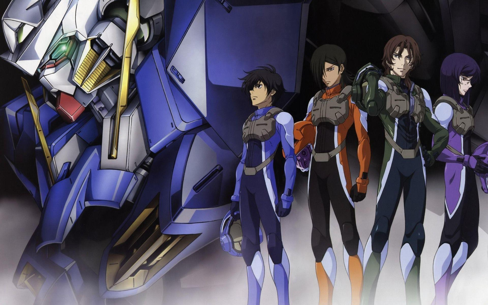 Mobile Suit Gundam 00 Wallpapers Top Free Mobile Suit Gundam 00