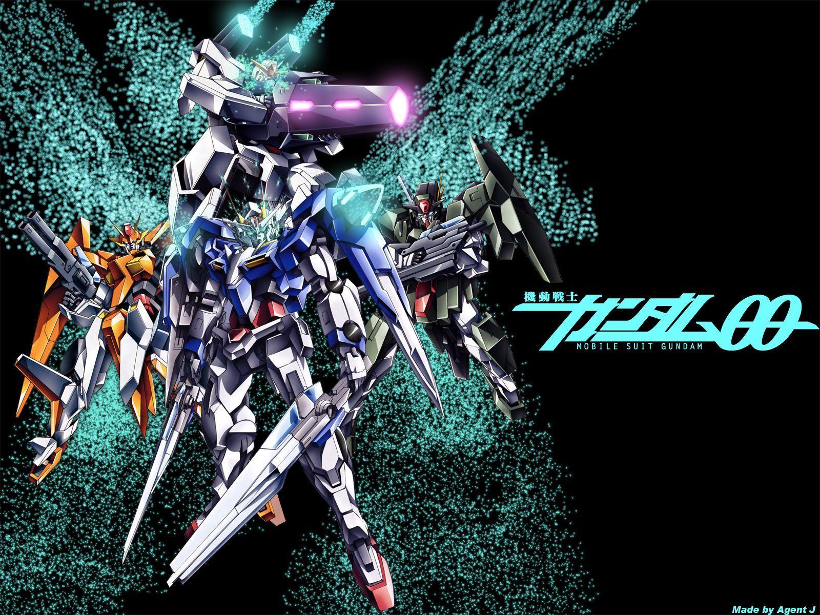 Mobile Suit Gundam 00 Wallpapers Top Free Mobile Suit Gundam 00