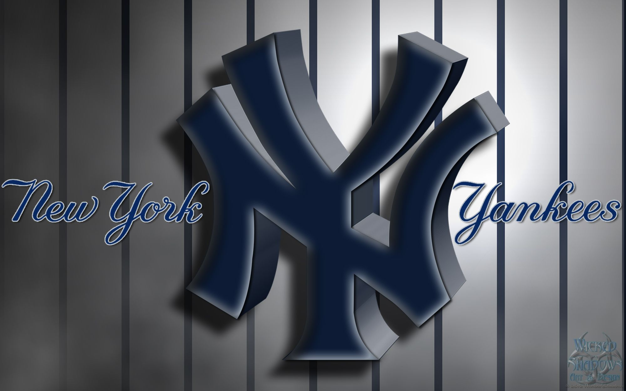 Yankees Laptop Wallpapers Top Free Yankees Laptop Backgrounds Wallpaperaccess