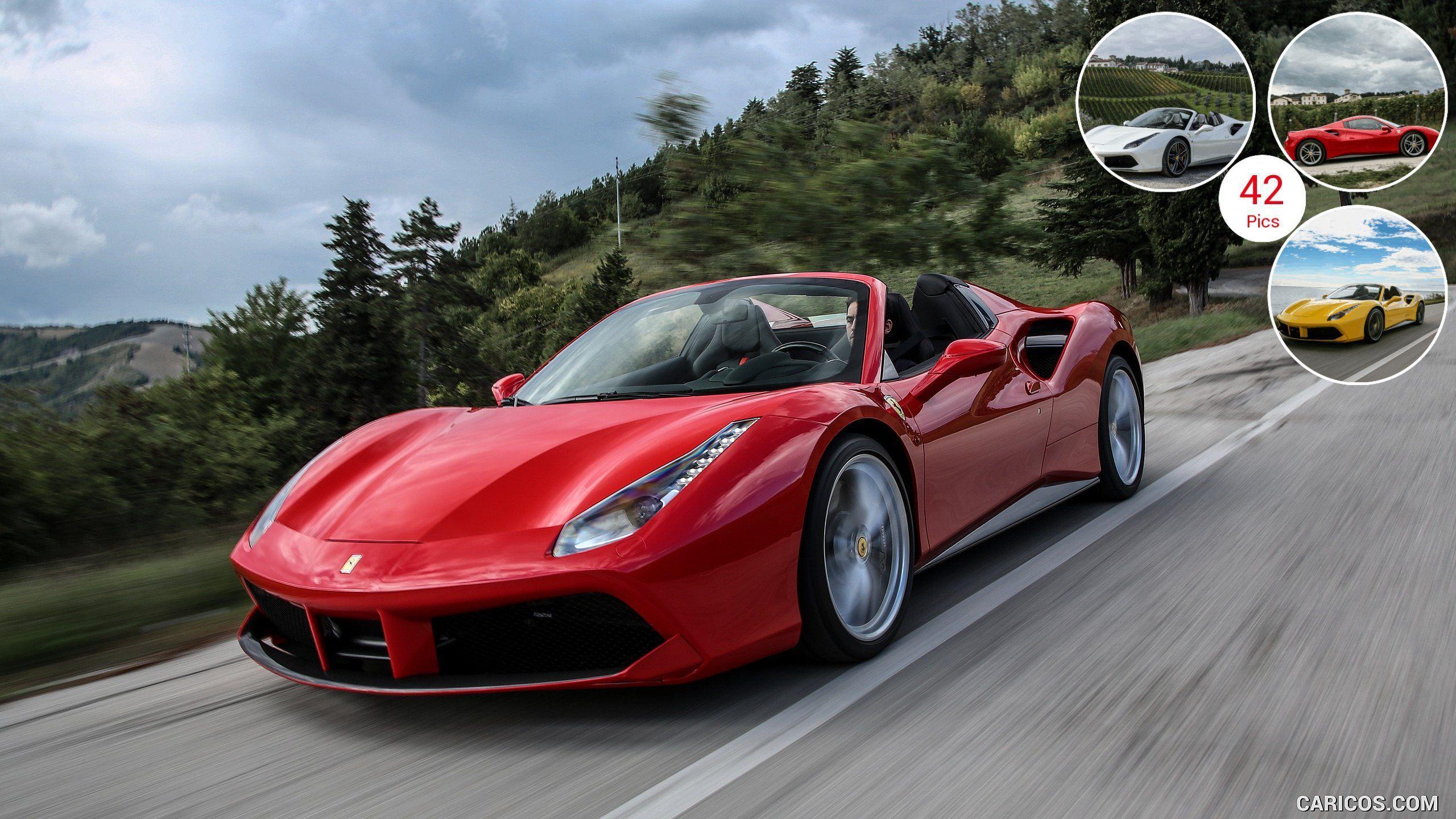 Ferrari 488 Wallpapers Top Free Ferrari 488 Backgrounds