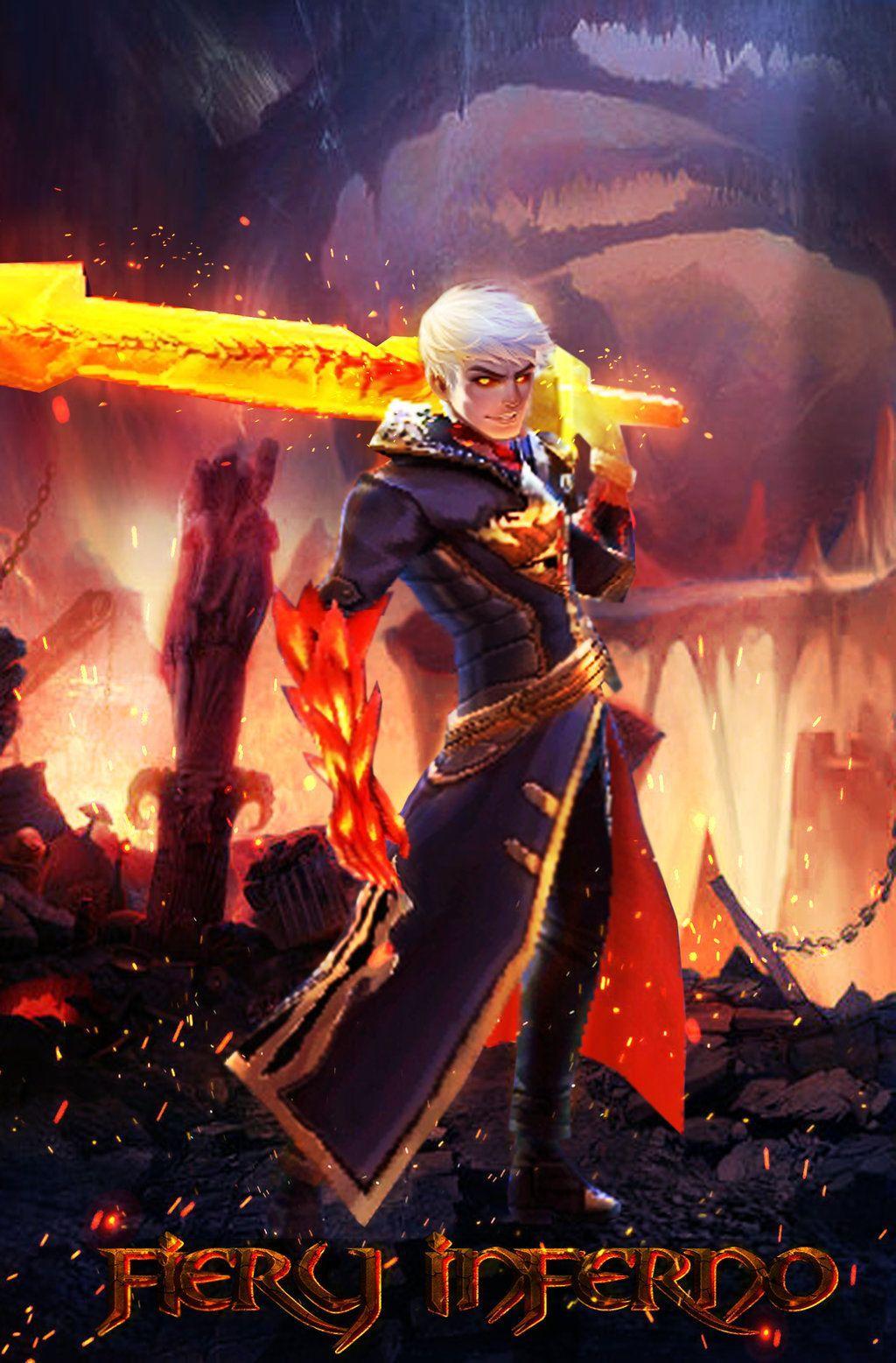 Alucard Mobile Legends Wallpapers Top Free Alucard Mobile Legends Backgrounds Wallpaperaccess