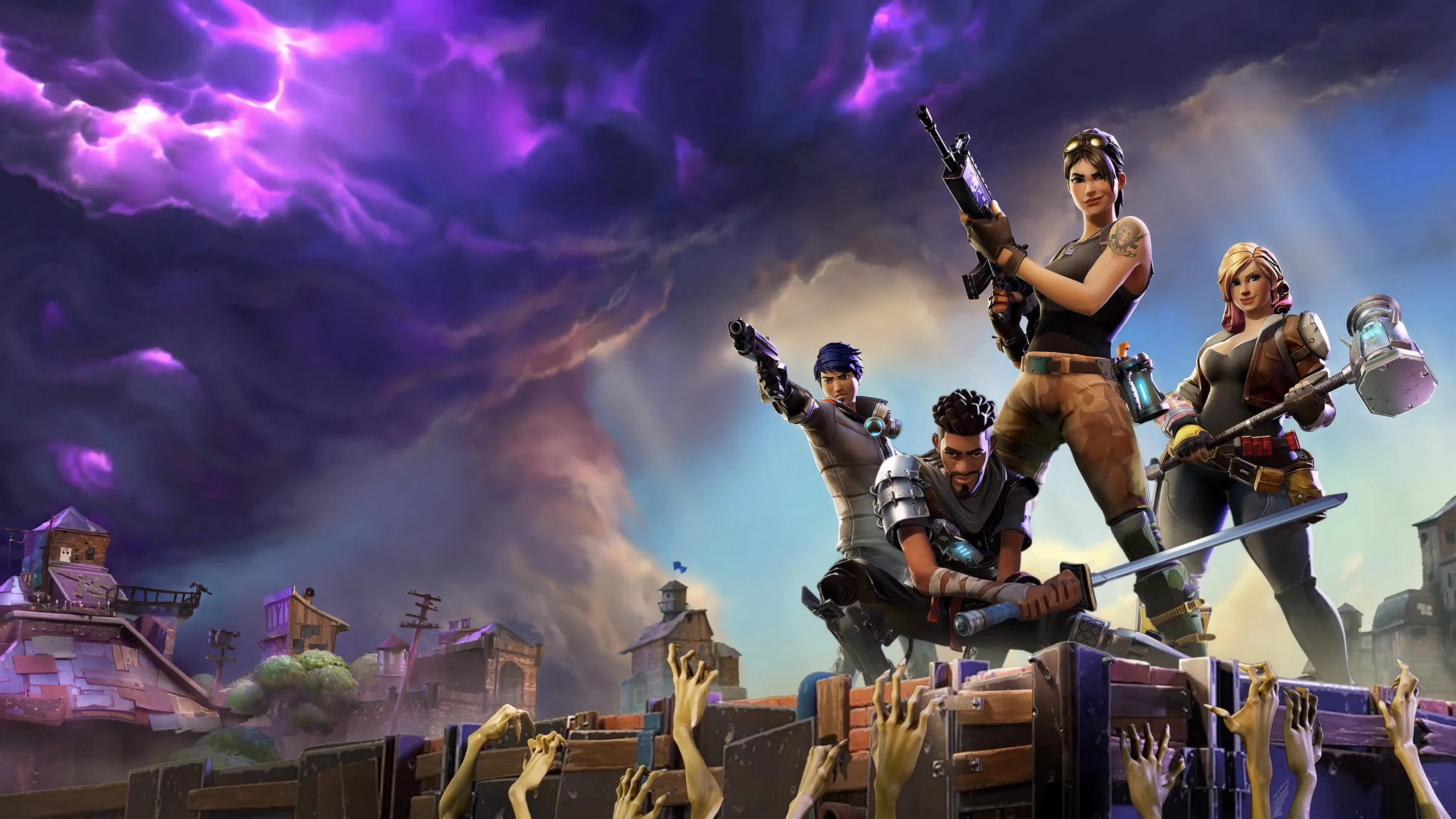 Fortnite Animated Wallpapers Top Free Fortnite Animated Backgrounds Wallpaperaccess