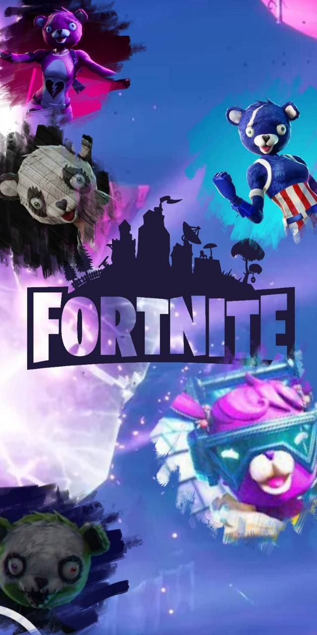 Bear Fortnite Wallpapers Top Free Bear Fortnite Backgrounds Wallpaperaccess