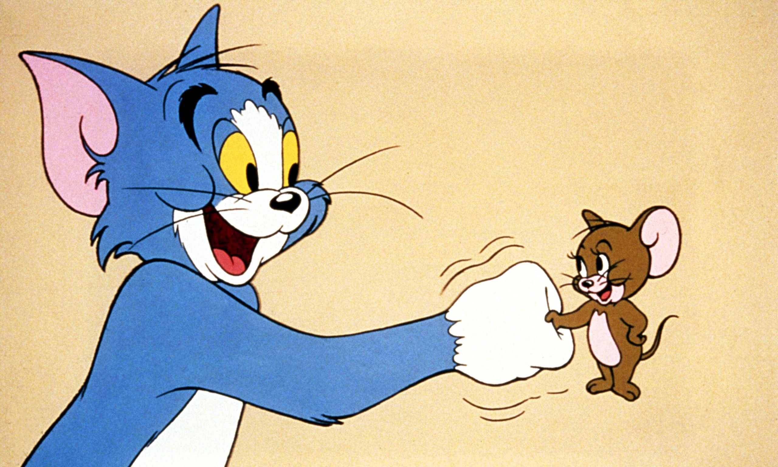 Tom and Jerry Laptop Wallpapers - Top Free Tom and Jerry Laptop Backgrounds  - WallpaperAccess