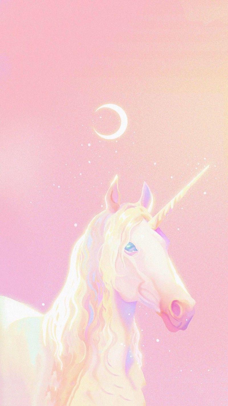 Unicorn Aesthetic Wallpapers Top Free Unicorn Aesthetic Backgrounds Wallpaperaccess