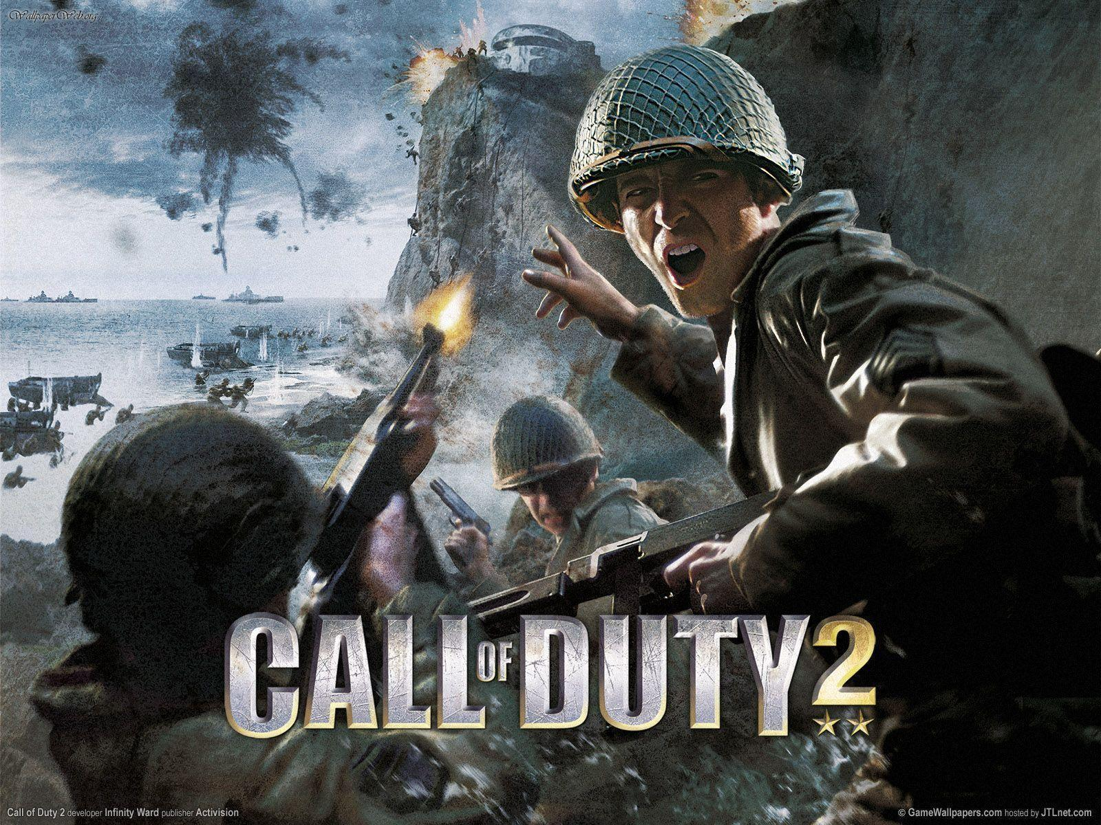 Call Of Duty 2 Wallpapers Top Free Call Of Duty 2 Backgrounds