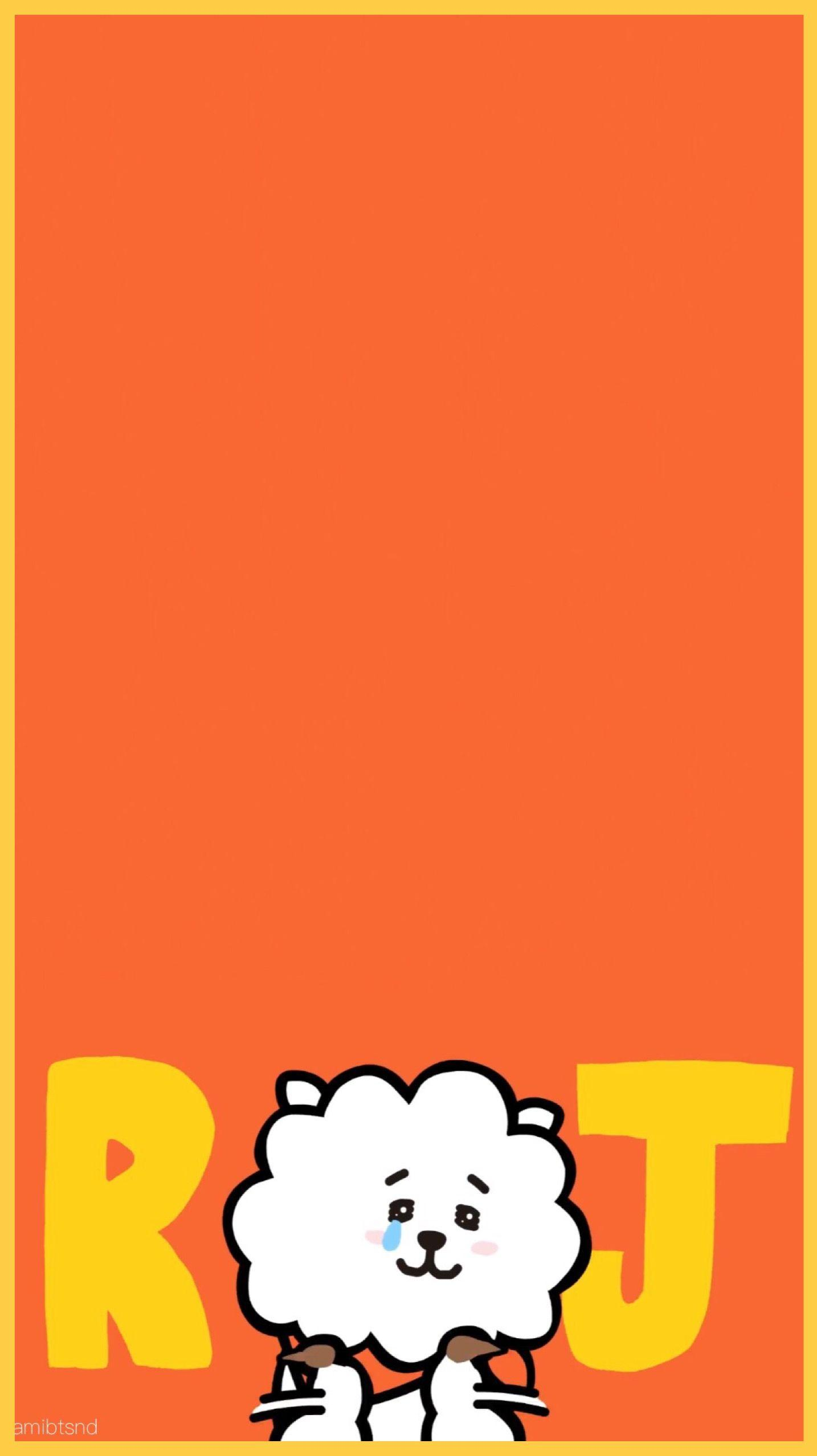 BT21 RJ Wallpapers - Top Free BT21 RJ Backgrounds ...