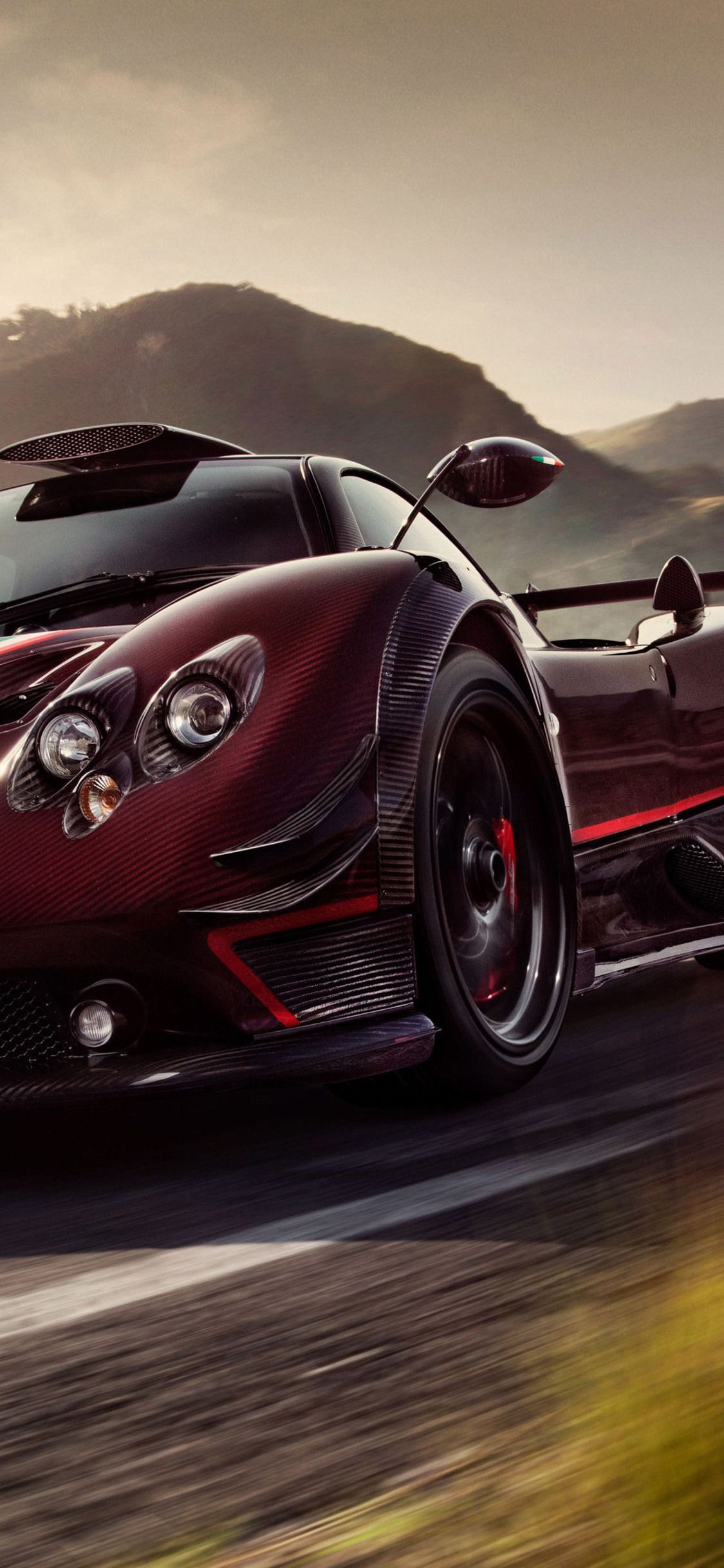 Pagani Iphone Wallpapers Top Free Pagani Iphone Backgrounds