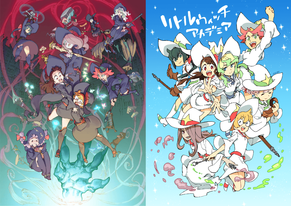 Little Witch Academia Wallpapers Top Free Little Witch Academia