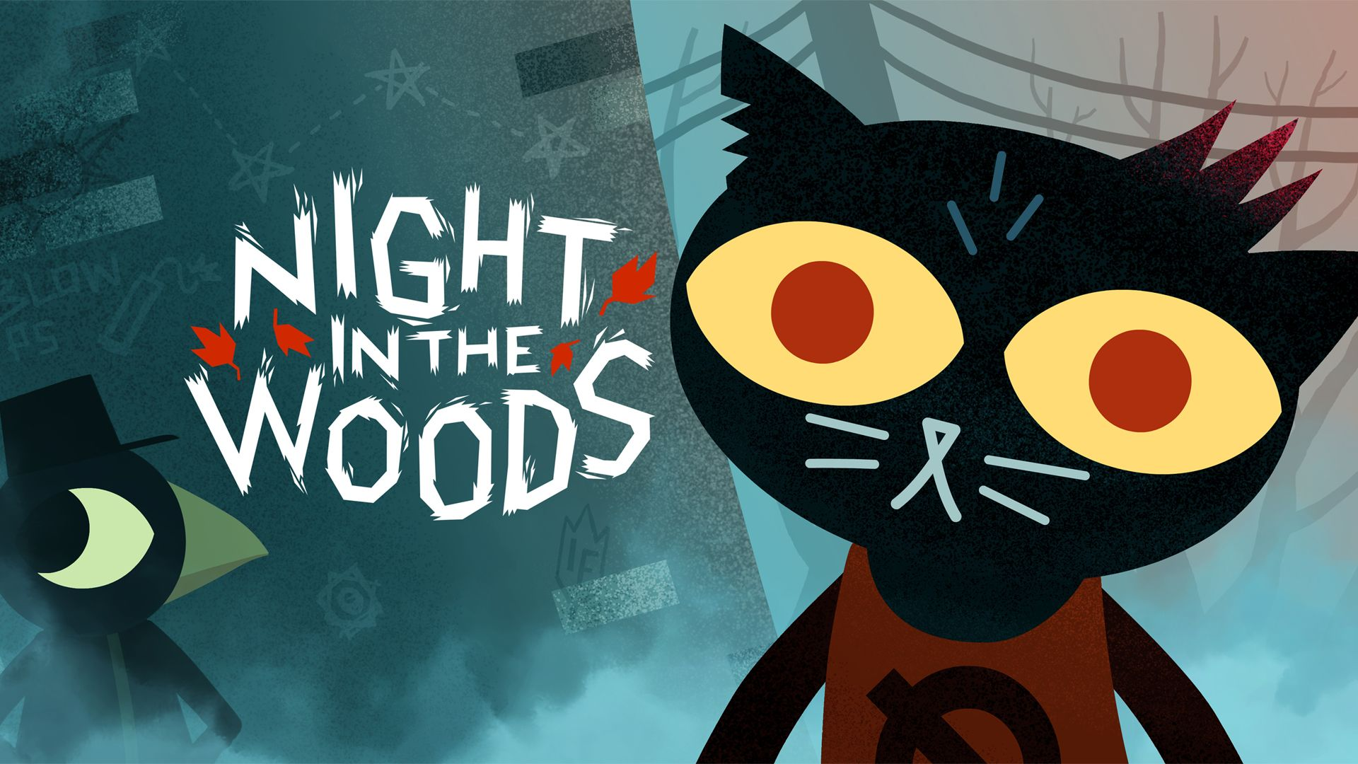 Night In The Woods Wallpapers Top Free Night In The Woods