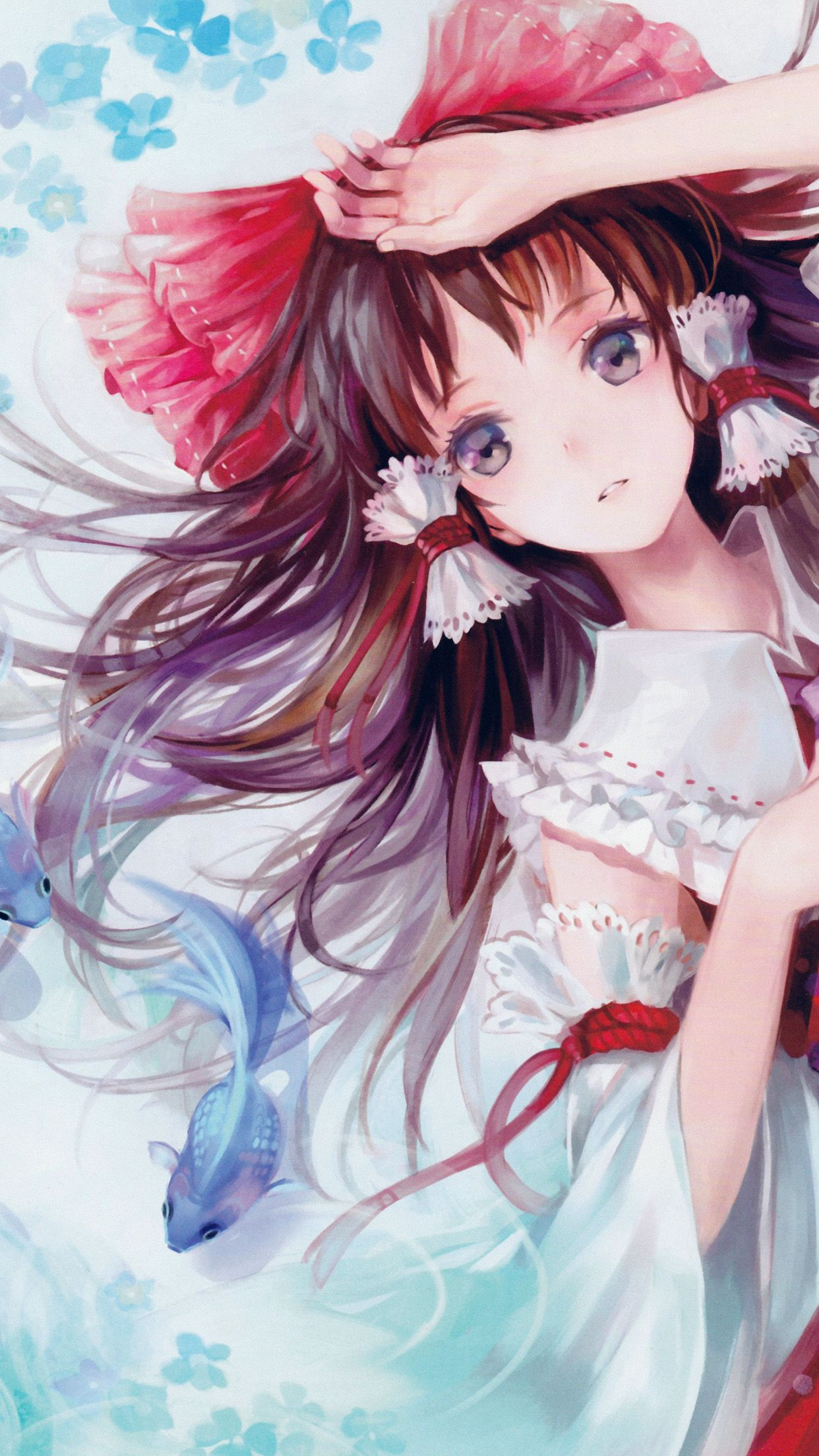 Anime Girl iPhone Wallpapers - Top Free Anime Girl iPhone