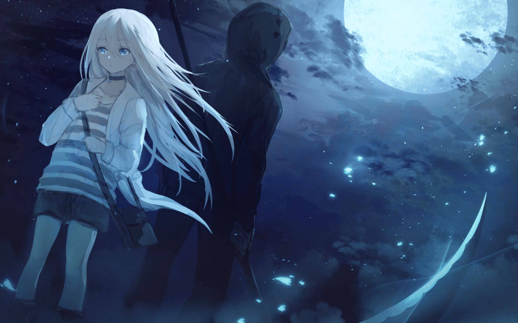 1680x1050 Tải xuống miễn phí Angel Of Death Anime Live Wallpaper Image