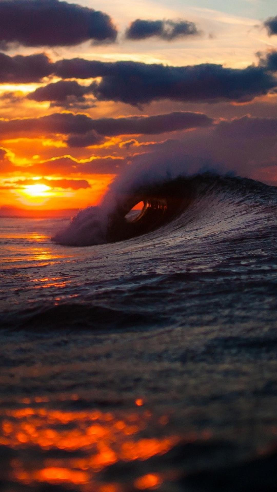 Sunset Wave Wallpapers - Top Free Sunset Wave Backgrounds ...