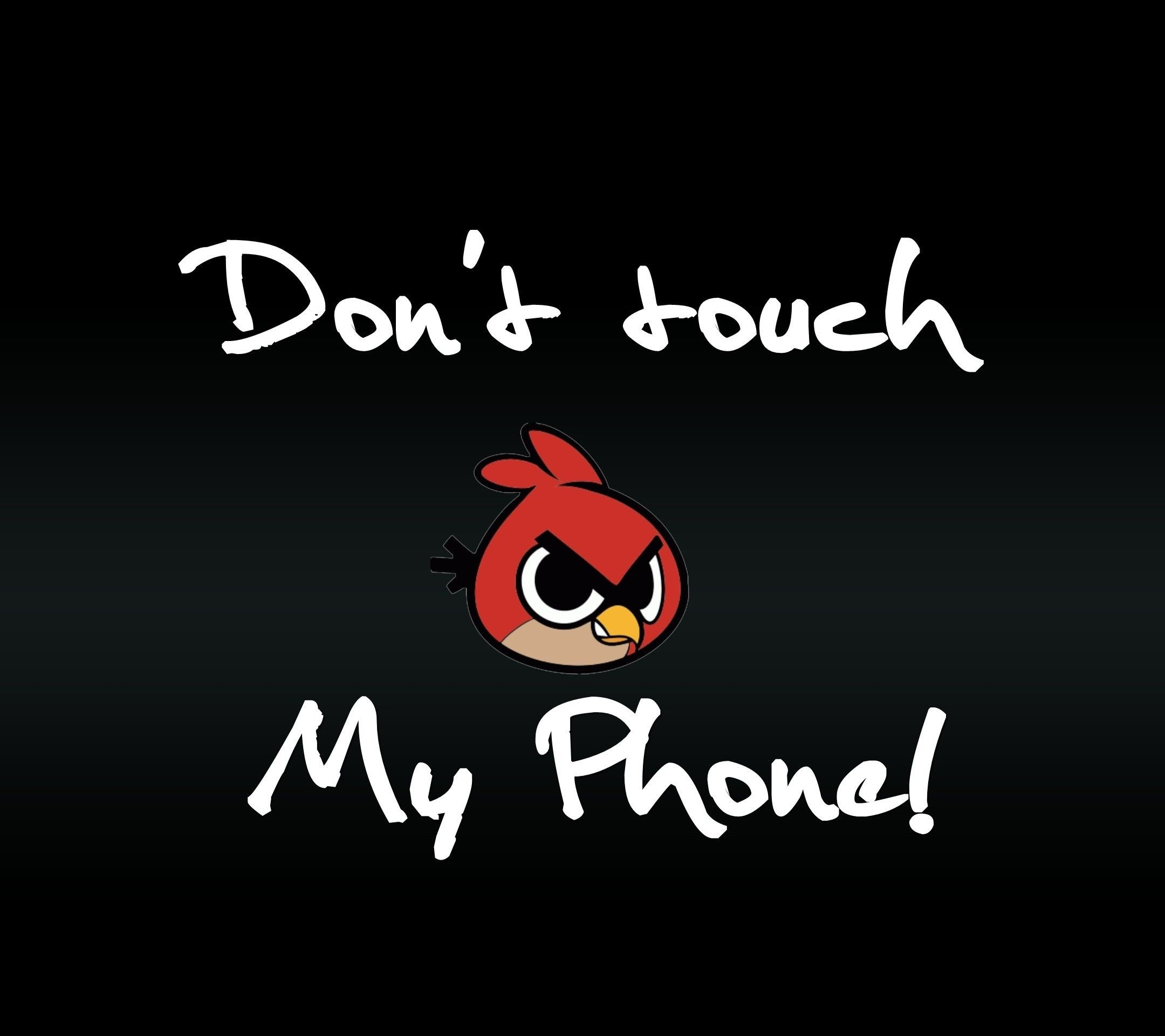 3d Don T Touch My Phone Wallpapers Top Free 3d Don T Touch My Phone Backgrounds Wallpaperaccess