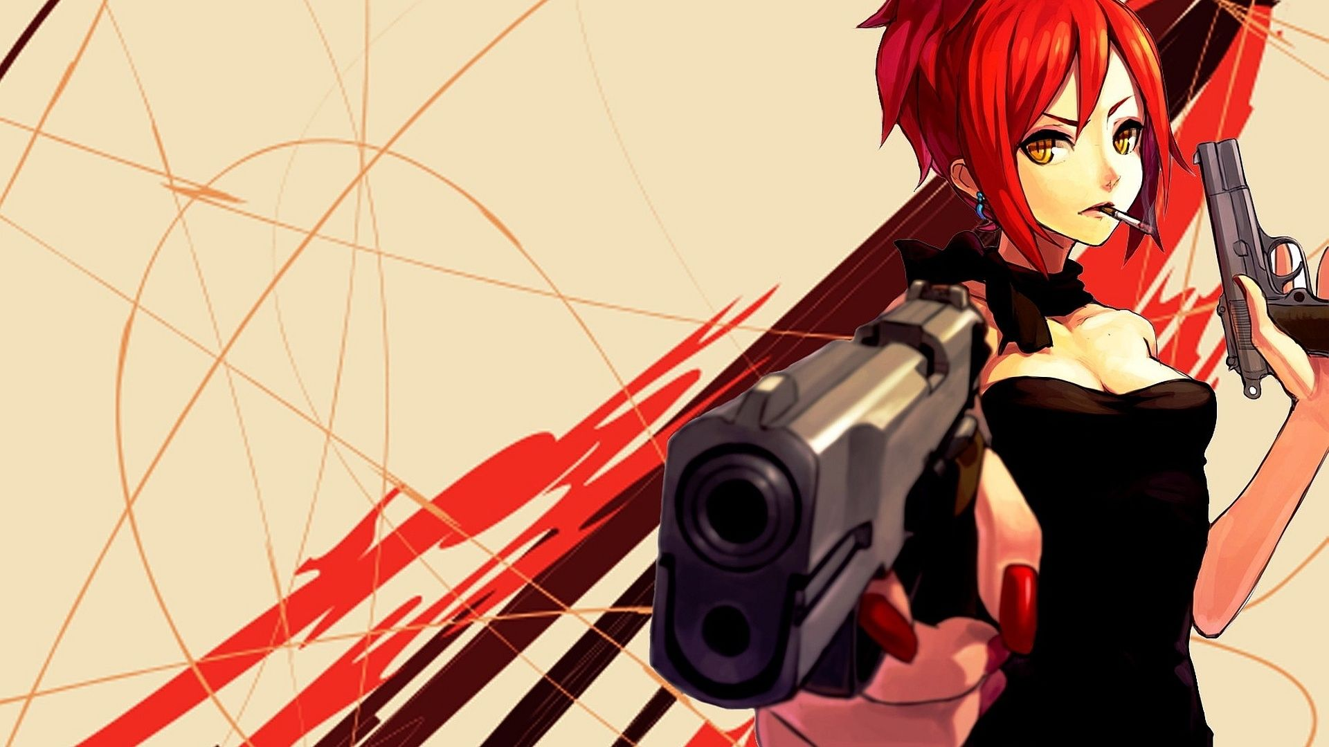 Anime Girls 1920x1080 Wallpapers Top Free Anime Girls 1920x1080 Backgrounds Wallpaperaccess