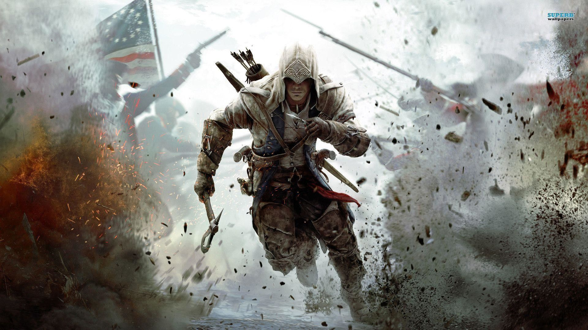 Assassin S Creed Iii Wallpapers Top Free Assassin S Creed Iii