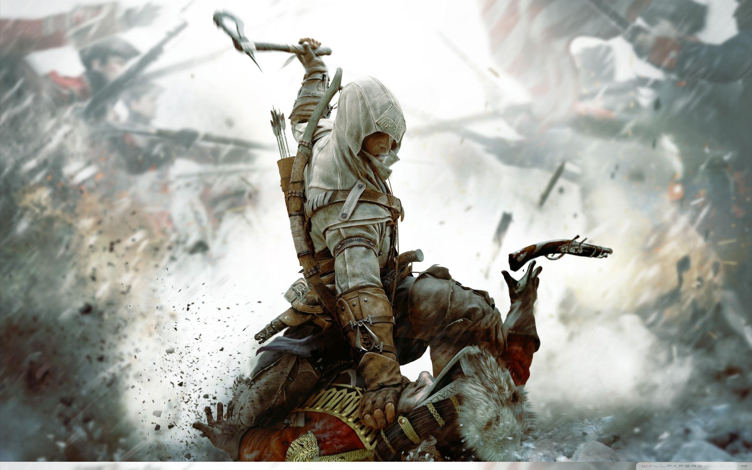 Assassin S Creed Iii Wallpapers Top Free Assassin S Creed Iii